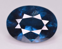 Brilliant Color 8.10 Ct Natural Indicolite Blue Tourmaline