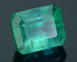 AAA Grade 1.87 ct Zambian Emerald SKU-10