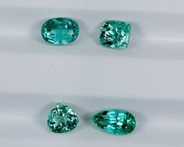 6.15Crt Green Spodumene lot Best Grade Gemstones JI150