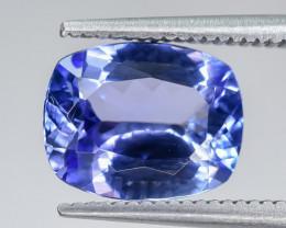 2.48 Crt Natural Tanzanite Faceted Gemstone