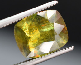 2.85 Carats Top Fire  Natural Sphene Gemstones