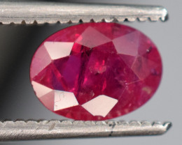 1 Carats Natural Ruby Gemstone