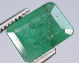 1.25 Carats Natural Emerald Gemstone
