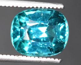 2.40 Carats Natural Blue Indicolite Tourmaline Gemstones