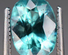 1.55 Carats Natural Blue Indicolite Tourmaline Gemstones