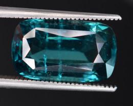 6.80 Carats Natural Blue Indicolite Tourmaline Gemstones