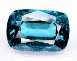 4.60  Carats Natural Blue Indicolite Tourmaline Gemstones