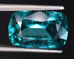 7.25  Carats Natural Blue Indicolite Tourmaline Gemstones