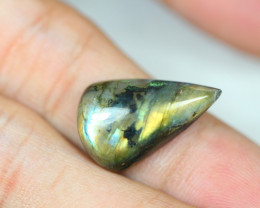 14.62ct Labradorite Cabochon Nice Flash Light Lot LZ1781