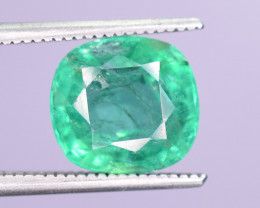 2.55 Carats Super Top Quality  Emerald Gemstone