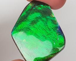 14,60ct Ammolite - Bright Colours!