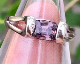 2.52g Very beautiful Spinel Gems 925 Silver Ring