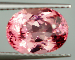 2.38 CT Congo Tourmaline, Untreated Excellent Cut Eye Clean - TU544
