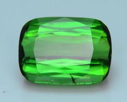 AAA Grade 4.64 ct Moss Green Color Tourmaline SKU.27