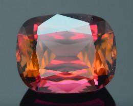 AAA Grade 4.31 ct Amazing Color Tourmaline SKU.27