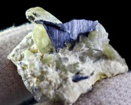 53.05  CT Natural - Unheated Red Brokite Var Quartz Mineral Specimen