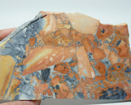 241 GRAM JASPER MALIGANO NATURAL ROUGH SLAB -G9-