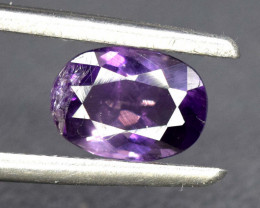 NR Auction - 0.70 Carats Natural Purple Color Scapolite Gemstone