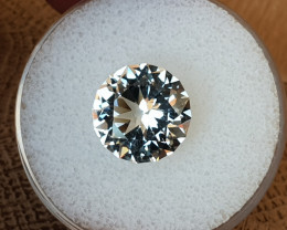 8,20 ct White Topaz - Master cut!