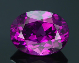 Rare 1.27 ct Umbalite Garnet one of a Kind Fire Mozambique SKU.9