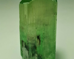 Amazing Double Termination Hiddenite Crystal 245 Cts - Afghanistan