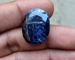 BLUE SAPPHIRE BIG NATURAL GEMSTONE Treated VA2860