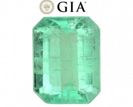 5.01 cts GIA Certified Emerald - Muzo Mine - Glowing  $6,250