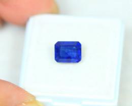 3.18ct Blue Sapphire Composite Octagon Cut Lot GW3125