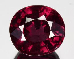4.57 Cts Natural Purple Pink Garnet Oval Cut Mozambique