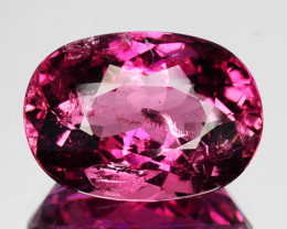 5.73 Cts Natural Sweet Pink Tourmaline Oval Cut Mozambique