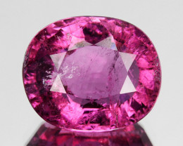 2.97 Cts Natural Sweet Pink Tourmaline Oval Cut Mozambique