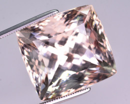 Untreated 41 Ct Superb Color Natural Topaz