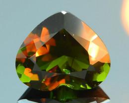 Rare Color Change Tourmaline 2.41 ct  SKU.1