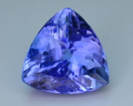 AAA Grade 3.35 ct Tanzanite Amazing Color and Cut SKU-11
