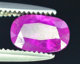 Rarest Top Color & Clarity Kashmir Ruby
