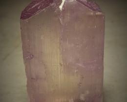 Natural color Damage free Kunzite crystal 207.7 Cts - Afghanistan