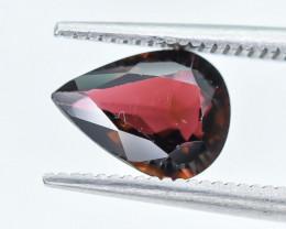 1.41 Crt Rhodolite Garnet Faceted Gemstone (R16)