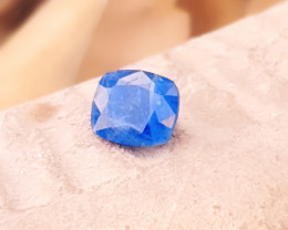 1.10 Ct Natural Blueish Afghanite Ring Size Gemstone