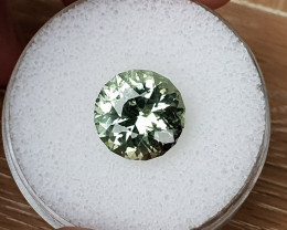 5,59ct Mint Tourmaline - Master cut!
