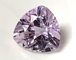 ⭐2.30t ROSE DE FRANCE AMETHYST - A COLLECTOR'S GEM NO RESERVE