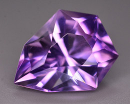 7.40 Ct Gorgeous Color Natural Amethyst. ARA