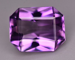 3.70 Ct Beautiful Color Natural Amethyst. ARA