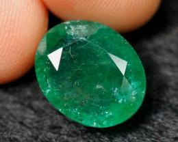 5.50cts Natural BIG SIZE Green Emerald /04