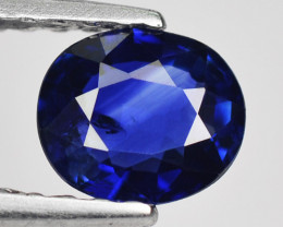 0.50 Crt Natural Blue Sapphire Good Quality Faceted Gemstone.BS 19