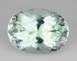 2.00 Ct Natural Aquamarine Sparkling Luster Gemstone AQ9
