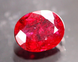 0.70Ct Natural Heated Only Mozambique Red Ruby  B1014