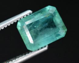 1.30 carats Natural color Emerald gemstone