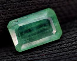 1.10 carats Natural color Emerald gemstone