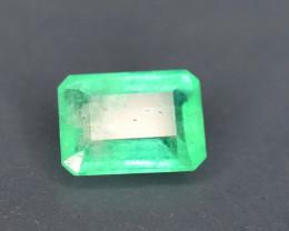 1 carat Natural color Emerald gemstone