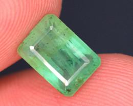 2.45 carats Natural color Emerald gemstone
